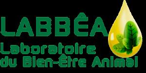 Logo LABBEA Laboratoire du bien-être animal